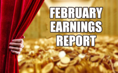 A Quest For $100,000 – My February Earnings & Income Report