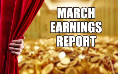 A Quest For $100,000 – My March Earnings & Income Report