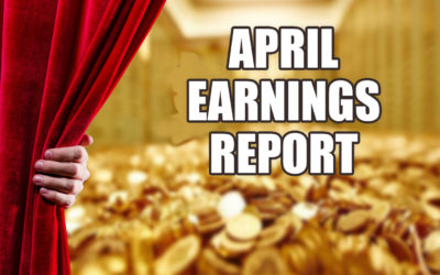 A Quest For $100,000 – My April Earnings & Income Report