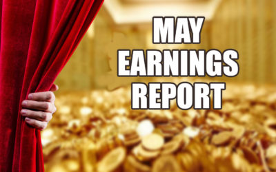 A Quest For $100,000 – May Earnings & Income Report